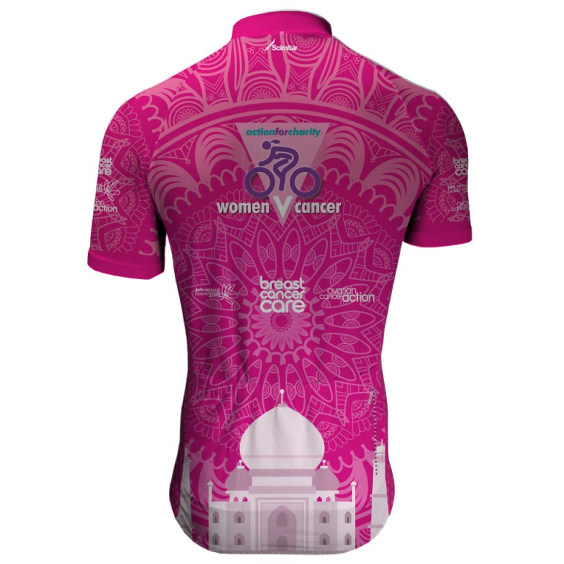 Women V Cancer Cycle India 2018 Cycling Jersey