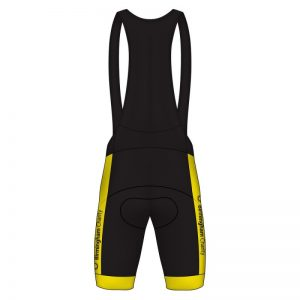 Queen Elizabeth Hospital Birmingham Charity Fluorescent Bib Shorts