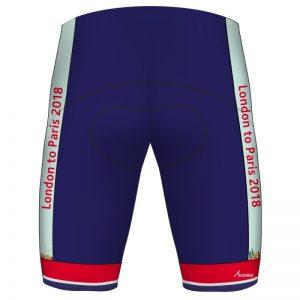 Women V Cancer London to Paris 2018 Pro Cycle Shorts