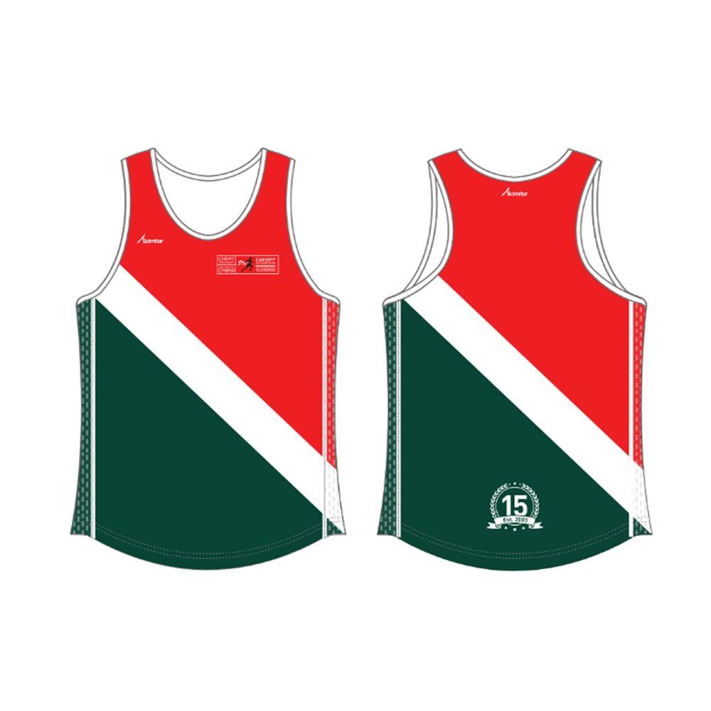 NEW Wales Retro Cardiff Half Marathon Running Kit