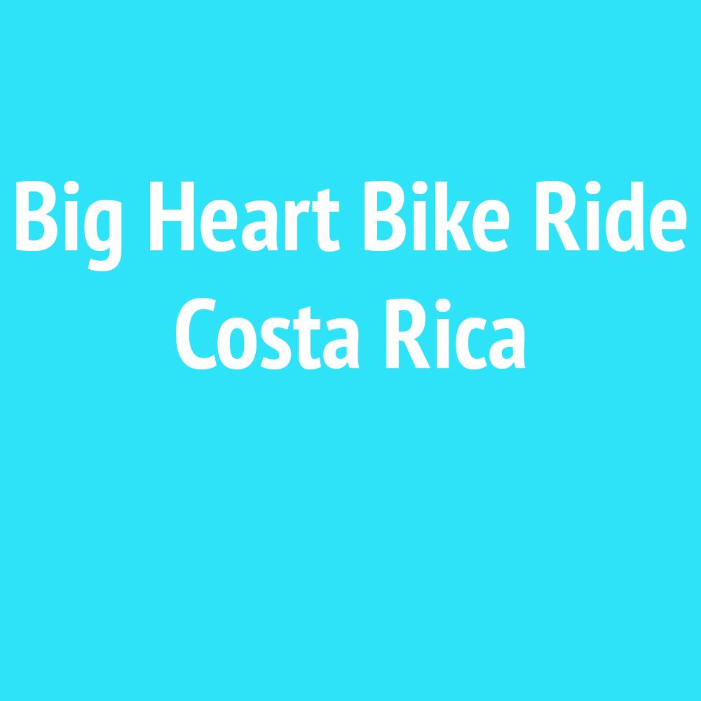 The Big Heart Bike Ride