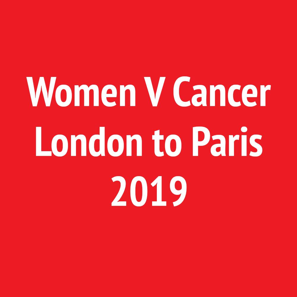 London to Paris 2019